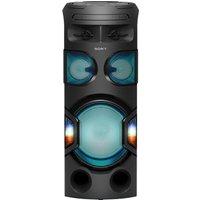 Audio System Bluetooth® Light Effects FM Radio