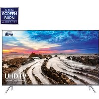 49inch UHD 4K LED SMART TV HDR1000 Twin Tuner TVPlus