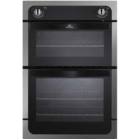 900mm Built-in Double Electric Oven Stainless Steel