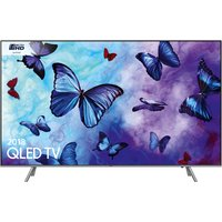 49inch QLED UHD 4K HDR1000 SMART TV Twin Tuner TVPlus