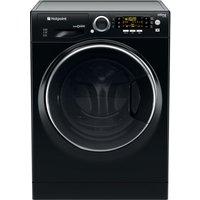 1600rpm Washer Dryer 9kg/6kg Load Class A Black