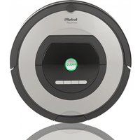 Robotic Bagless Cleaner Acoustic Sensors Black/Grey