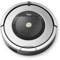 Robotic Bagless Cleaner Multi-Room Black/Grey