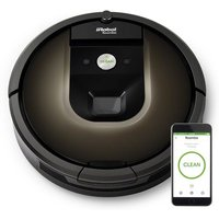 Robotic Bagless Cleaner Charge & Resume Home APP