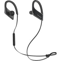 Bluetooth Wireless Ear Phones 6-hour Playback Black