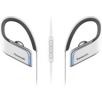Bluetooth Wireless Ear Phones 6-hour Playback White