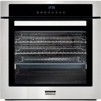 600mm Built-in Single Electric Oven Multifunction S/St