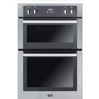 900mm Built-in Double Electric Oven Multi Function S/St