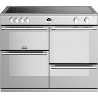1100mm Electric Range Cooker Induction Hob S/Steel