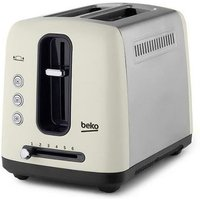 Buy 2-Slice Toaster Browning Control Cream/Stainless - Electrical Discount UK