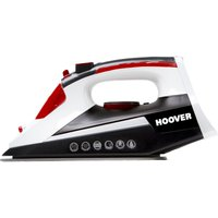2500Watts Steam Iron Turbo Steam Red/White/Black
