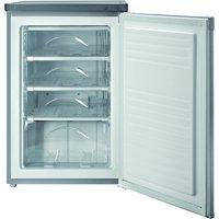 85litre Upright Freezer Class A+ Silver