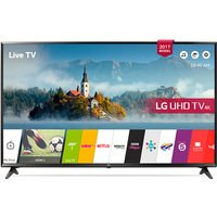 65inch HDR 4K UHD LED SMART TV WiFi Freeview HD