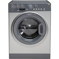 1400rpm Washing Machine 7kg Load Class A+ Graphite