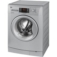 1200rpm Washing Machine 8kg Load Class A+++ Silver