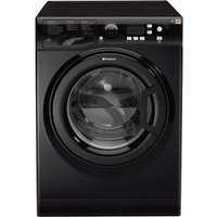 1400rpm Washing Machine 7kg Load Class A++ Black