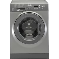 1400rpm Washing Machine 9kg Load Class A+++ Graphite