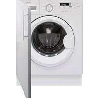 1200rpm Integrated Washing Machine 6kg Load Class A++