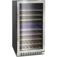 94 Bottle Capacity Wine Cooler Class D Stainless Steel
