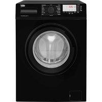 1400rpm Washing Machine 7kg Load Class A+++ Black