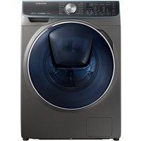 1600rpm Washing Machine 10kg Load Class A+++ Graphite