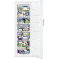 280litre Upright Freezer Class A+ Frost Free White