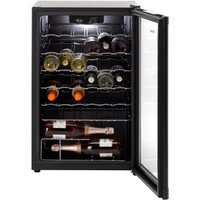 40 Bottle Capacity Wine Cooler Class B Black