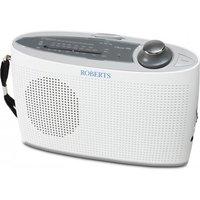 3-Band LW/MW/FM Portable Analogue Radio White