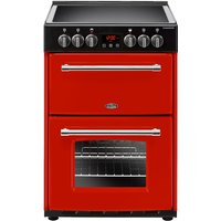 600mm Double Electric Cooker Ceramic Hob Hot Jalapeno