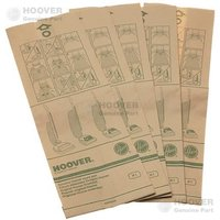 Disposable Vacuum Dust Bags 5-Pack