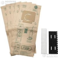 Disposable Boxed Vacuum Dust Bags 5-Pack