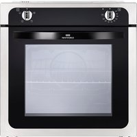 600mm Built-in Single Electric Oven Stainless Steel