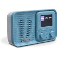 DAB/DAB+/FM Radio RDS 6-Station Presets Blue Monday