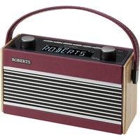 1970s Retro Radio DAB/DAB+/FM 20-Station Preset