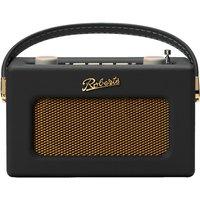 Revival DAB/DAB+/FM RDS Digital Radio Dual Alarm Black