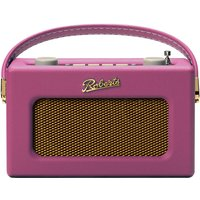 Revival DAB/DAB+/FM RDS Digital Radio Dual Alarm Pink