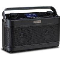 DAB/DAB+/FM/Internet Radio 120 Station Preset Bluetooth