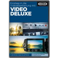 Einstieg in die Videobearbeitung mit Video deluxe (DVD)