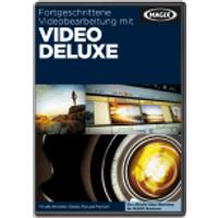 Fortgeschrittene Videobearbeitung mit Video deluxe (DVD)