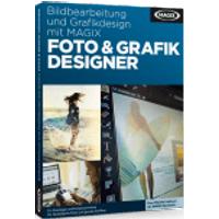 Bildbearbeitung und Grafikdesign mit MAGIX Foto & Grafik Designer