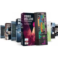 MAGIX Video deluxe Control