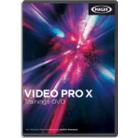 MAGIX Video Pro X Trainings-DVD