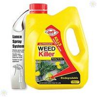 Glyphosate WeedKiller 3L lancepack