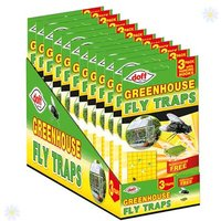 Greenhouse Sticky Traps - 3 pack