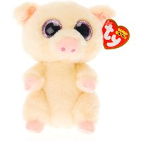 TY Beanie Boos Small Piggley the Pig Soft Toy - Ty Beanie Boos Gifts