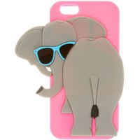 Pink Elephant Trumpet Sound Phone Case - Trumpet Gifts