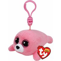 TY Beanie Boos Pierre the Seal Keyring Clip - Ty Beanie Boos Gifts