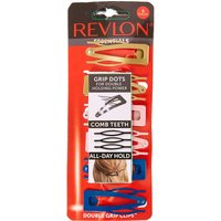 Revlon Romance Grip Dot Hair Clips - Romance Gifts