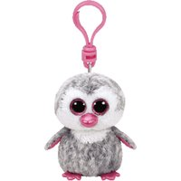 TY Beanie Boos Olive The Penguin Keyring Clip - Ty Beanie Boos Gifts