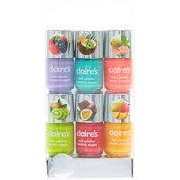 6 Pack Neon Fruit Scented Nail Varnish - Nail Varnish Gifts